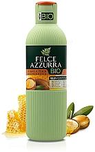 Düfte, Parfümerie und Kosmetik Duschgel mit Arganöl und Honig - Felce Azzurra BIO Argan & Honey Shower Gel