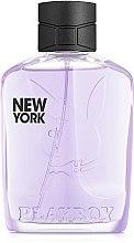 Düfte, Parfümerie und Kosmetik Playboy New York - Eau de Toilette