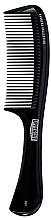 Düfte, Parfümerie und Kosmetik Haarkamm BB7 - Uppercut Deluxe Styling Comb BB7 Black