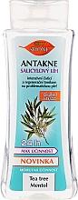 Düfte, Parfümerie und Kosmetik Salicylalkohol für das Gesicht mit Teebaum und Menthol - Bione Cosmetics Antakne Salicylic Spirit Tea Tree and Menthol