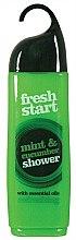 "Düfte, Parfümerie und Kosmetik Duschgel ""Jasmin & Vanille"" - Xpel Fresh Start Mint & Cucumber Shower Gel"