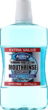 Düfte, Parfümerie und Kosmetik Mundwasser - Beauty Formulas Active Oral Care Mouthwash Soft Mint