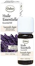 Düfte, Parfümerie und Kosmetik Organisches ätherisches Öl Lavendel - Galeo Organic Essential Oil Lavande Aspic