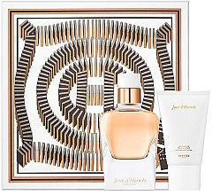 Düfte, Parfümerie und Kosmetik Hermes Jour d`Hermes Absolu - Duftset (Eau de Parfum 50ml + Körperlotion 30ml)