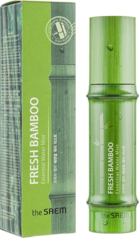 Gesichts- und Körpernebel mit Bambusextrakt - The Saem Fresh Bamboo Essential Water Mist