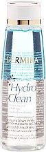 Düfte, Parfümerie und Kosmetik Zweiphasiger Make-Up Entferner für alle Hauttypen - Dermika Hydro Clean Two-phase Make-up Remover