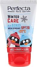 Düfte, Parfümerie und Kosmetik Schützende Kindercreme für den Winter SPF 20 - Perfecta Winter Care Cream SPF20