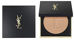 Düfte, Parfümerie und Kosmetik Kompakter Gesichtspuder mit Matt-Effekt - Yves Saint Laurent Encre De Peau All Hours Setting Powder