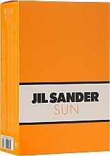 Düfte, Parfümerie und Kosmetik Jil Sander Sun - Duftset (Eau de Toilette 75ml + Duschgel 75ml)