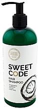 Düfte, Parfümerie und Kosmetik Pflegendes Shampoo mit Kokosnuss für alle Haartypen - Good Mood Sweet Code Hair Shampoo