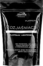 Düfte, Parfümerie und Kosmetik Aufhellendes Haarpulver - Joanna Professional Lightener (Sachet)