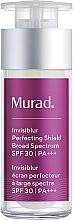 Düfte, Parfümerie und Kosmetik Sonnenschutzcreme für das Gesicht SPF 30 - Murad Hydration Invisiblur Perfecting Shield Broad Spectrum SPF 30 PA+++