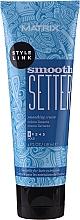 Düfte, Parfümerie und Kosmetik Glättende Haarcreme - Matrix Style Link Smooth Setter Smoothing Cream