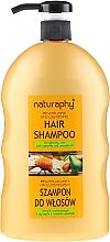 Düfte, Parfümerie und Kosmetik Revitalisierendes und aufhellendes Shampoo mit Kamille und Avocadoöl für helles und trockenes Haar - Sera Cosmetics Naturaphy Hair Shampoo
