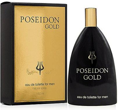 Instituto Espanol Poseidon Gold - Eau de Toilette