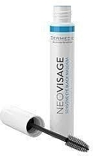 Düfte, Parfümerie und Kosmetik Hypoallergene Wimperntusche - Dermedic Neovisage Sensitive Eye Black Mascara