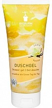 Düfte, Parfümerie und Kosmetik Duschgel mit Vanille - Bioturm Vanille Shower Gel No.70