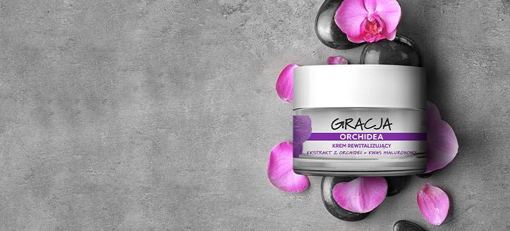 Holen Sie sich eine revitalisierende Gesichtscreme beim Kauf von Gracja Produkten ab 8 €