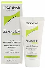 Düfte, Parfümerie und Kosmetik Feuchtigkeitsspendende Gesichtscreme zu Akne neigende Haut - Noreva Laboratoires Zeniac LP Keratoregulating Care