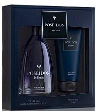 Düfte, Parfümerie und Kosmetik Instituto Espanol Poseidon Indymito - Duftset (Eau de Toilette 150ml + After Shave Suave 150ml)