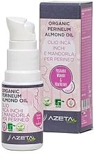 Düfte, Parfümerie und Kosmetik Intimöl für Schwangere mit Mandel und Inca-Inchi - Azeta Bio Organic Perineum Almond Oil