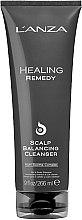 Düfte, Parfümerie und Kosmetik Reinigendes Shampoo für Haar und Kopfhaut - Lanza Healing Remedy Scalp Balancing Cleanser