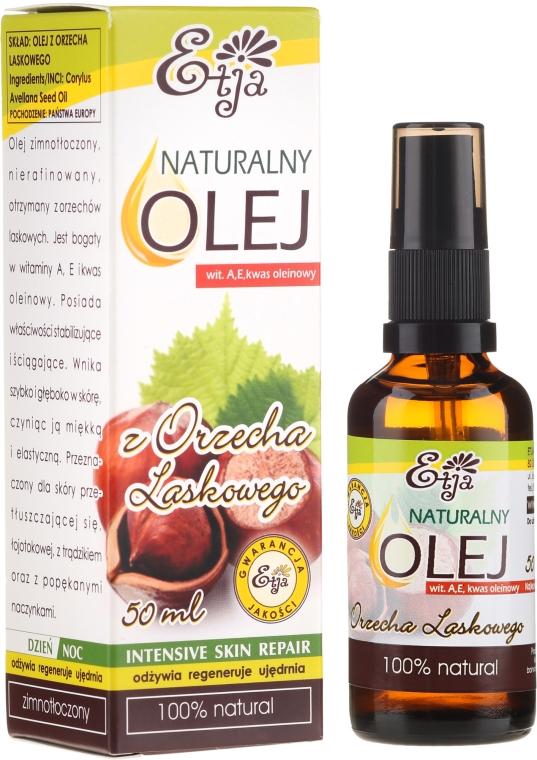 100% Natürliches Nussöl - Etja Hazelnut Oil