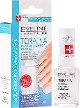 Düfte, Parfümerie und Kosmetik Antimykotische Nageltherapie - Eveline Cosmetics Nail Polish for Nail Fungus Feet & Hands Mykose