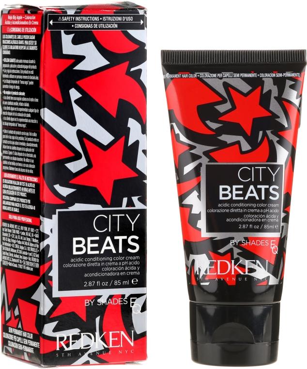 Tönungscreme für das Haar - Redken City Beats By Shades EQ Hair Color