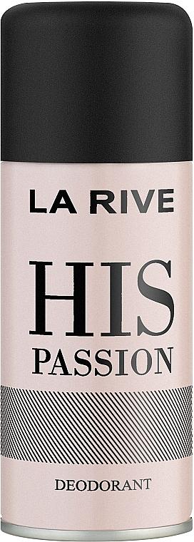 La Rive His Passion - Deospray