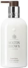 Düfte, Parfümerie und Kosmetik Molton Brown Suede Orris Body Lotion - Parfümierte Körperlotion