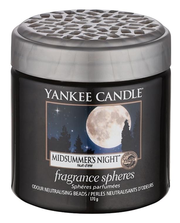 Duftsphäre mit Perlen Midsummer's Night - Yankee Candle Midsummer's Night Fragrance Spheres