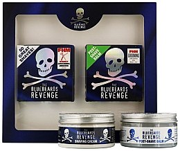 Düfte, Parfümerie und Kosmetik Set - The Bluebeards Revenge (balm/100ml+cr/100ml)