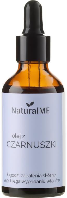 Schwarzes Kümmelöl - NaturalME