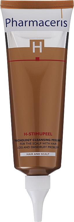 Reinigendes Kopfhautpeeling - Pharmaceris H-Stimupeel Trichology Cleansing Peel — Bild N2