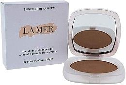 Düfte, Parfümerie und Kosmetik Gesichtspuder - La Mer The Sheer Pressed Powder