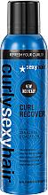 Düfte, Parfümerie und Kosmetik Belebendes Locken-Haarspray mit Meeresalgen und Cacayöl - SexyHair CurlySexyHair Recover Reviving Spray