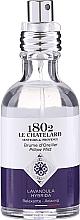 Düfte, Parfümerie und Kosmetik Kopfkissen- und Wäschespray mit Lavendelduft - Le Chatelard 1802 Spray Lavanda