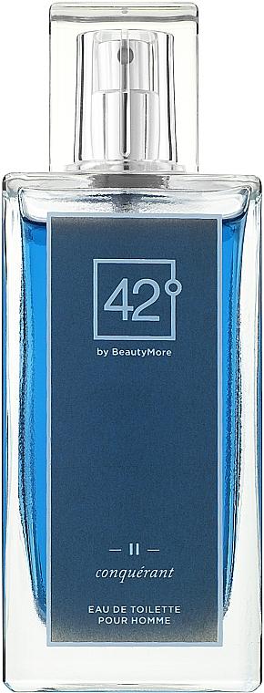 42° by Beauty More II Conquerant - Eau de Toilette