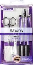 Düfte, Parfümerie und Kosmetik Augenbrauen-Pflegeset - Real Techniques Brow Set