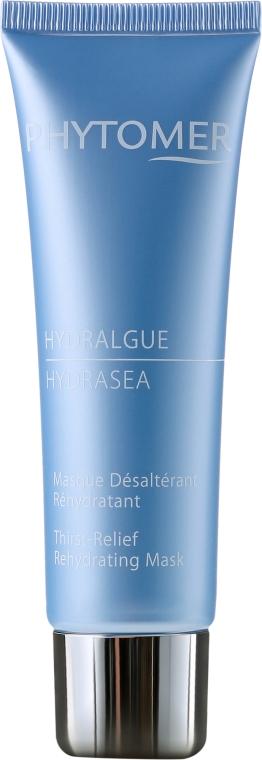 Feuchtigkeitsspendende Gesichtsmaske - Phytomer Hydrasea Thrist-Relief Rehydrating Mask — Bild N2