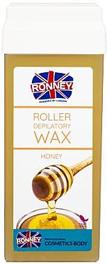 """Enthaarungswachs """"Honig"""" - Ronney Wax Cartridge Honey"""