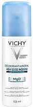 Düfte, Parfümerie und Kosmetik Deospray mit Mineralien - Vichy Mineral Deodorant Spray 48H Sensitive Skin