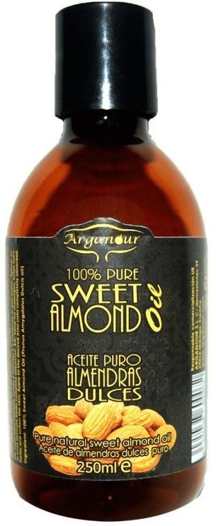 100% reines Mandelöl für den Körper - Arganour 100% Pure Sweet Almond Oil