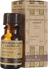 Düfte, Parfümerie und Kosmetik Ätherisches Öl mit Wacholder - Botanika 100% Juniperus Essential Oil