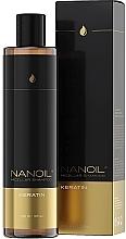 Düfte, Parfümerie und Kosmetik Mizellenshampoo mit Keratin - Nanoil Keratin Micellar Shampoo