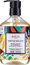 Düfte, Parfümerie und Kosmetik Marseiller Flüssigseife - Baija Vertige Solaire Marseille Liquid Soap