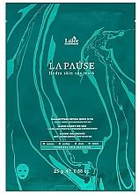 Düfte, Parfümerie und Kosmetik Feuchtigkeitsspendende und beruhigende Tuchmaske mit Algenextrakt und Hyaluronsäure - La'dor La-Pause Hydra Skin SPA Mask