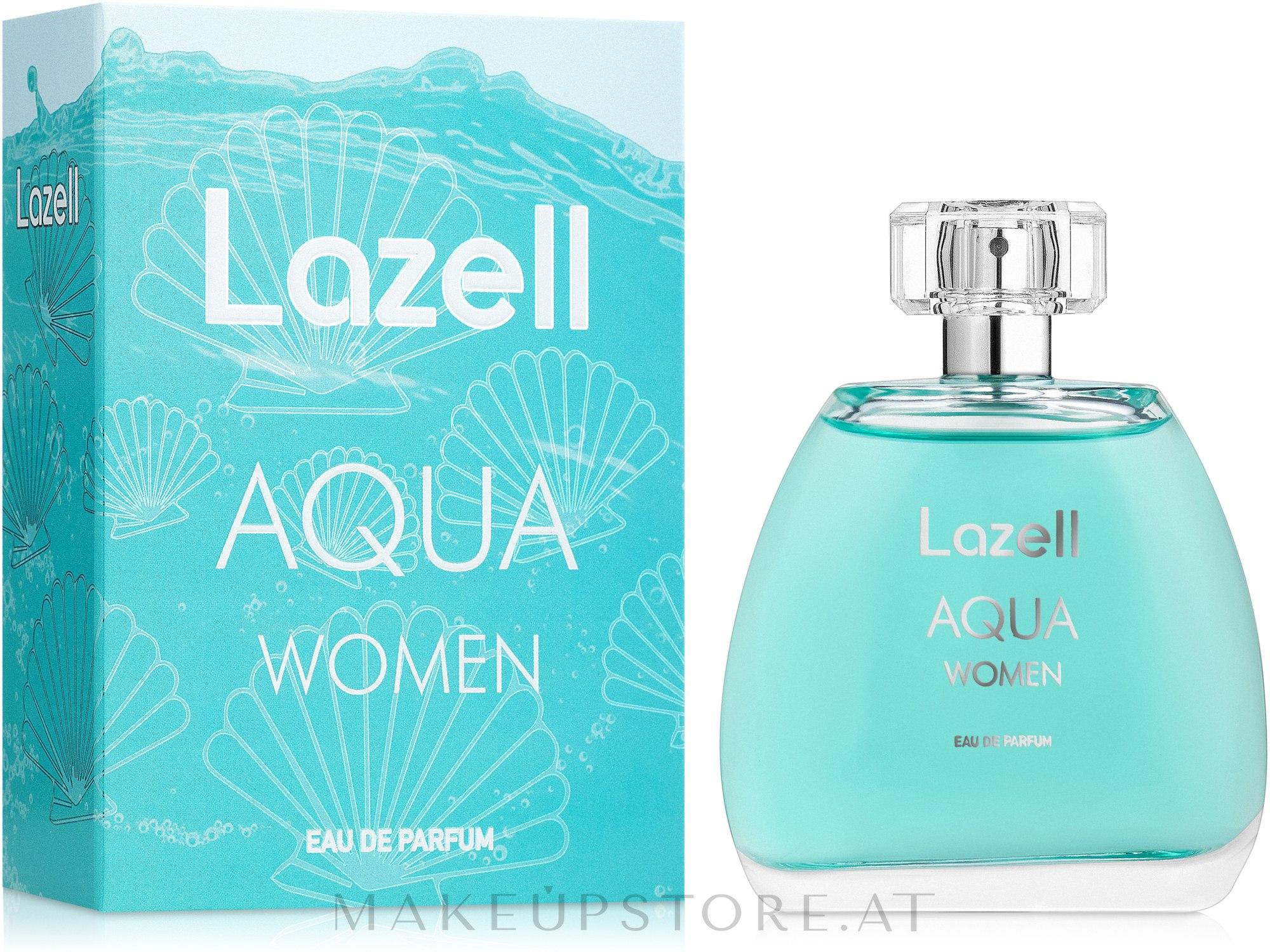 Lazell Aqua - Eau de Parfum — Bild 100 ml