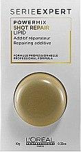 Düfte, Parfümerie und Kosmetik Additiv-Konzentrat für augenblickliche Regeneration - L'Oreal Professionnel Serie Expert Powermix Shot Repair Lipid